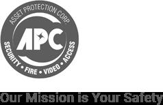 APC footer logo